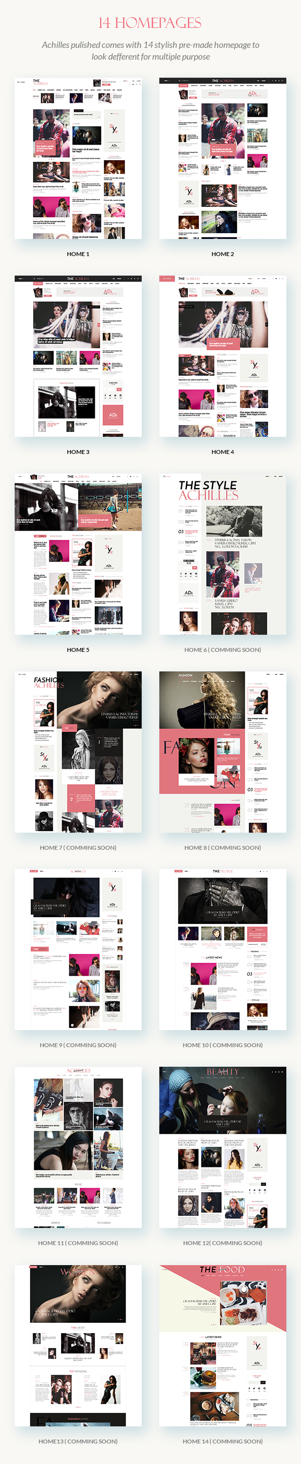 Achilles - Multipurpose Magazine & Blog WordPress Theme - 10