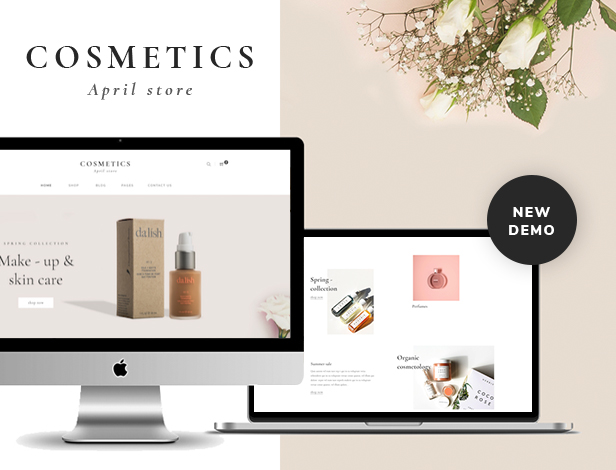 APRIL - Fashion WooCommerce WordPress Theme - 12