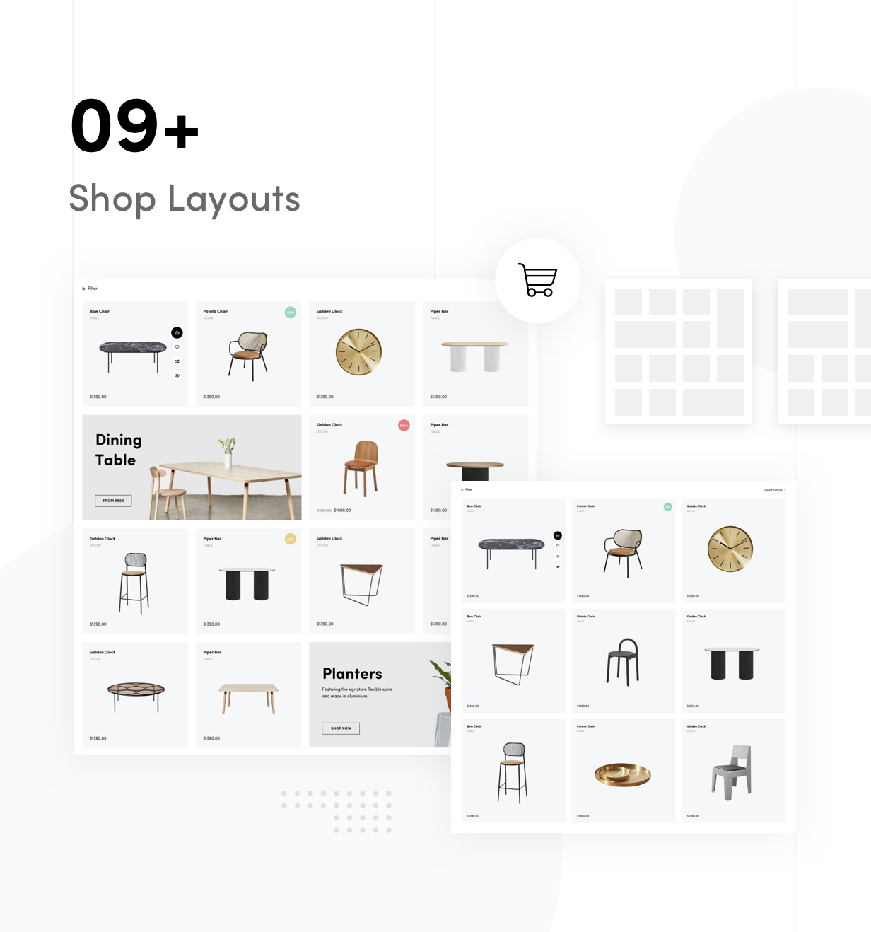 Furnitor – Minimalism Furniture Store WordPress Theme - 11
