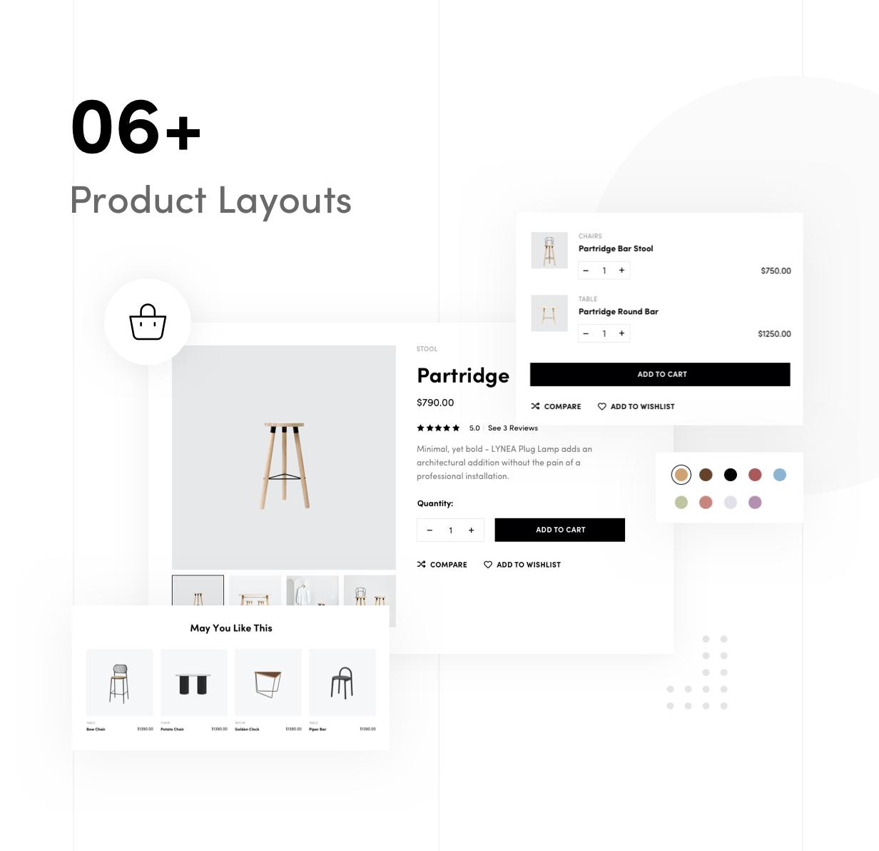 Furnitor – Minimalism Furniture Store WordPress Theme - 12