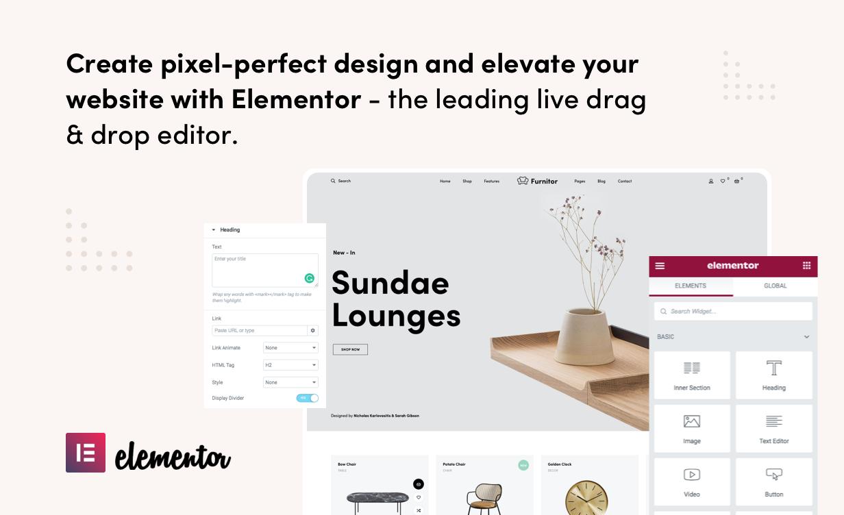 Furnitor – Minimalism Furniture Store WordPress Theme - 19
