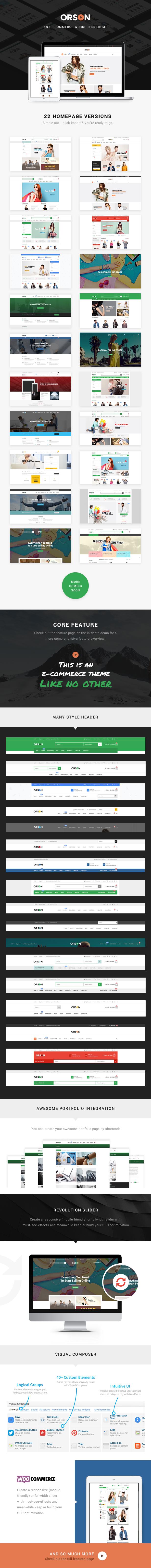 Orson - WordPress Theme for Online Stores - 11