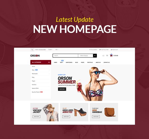 Orson - WordPress Theme for Online Stores - 9