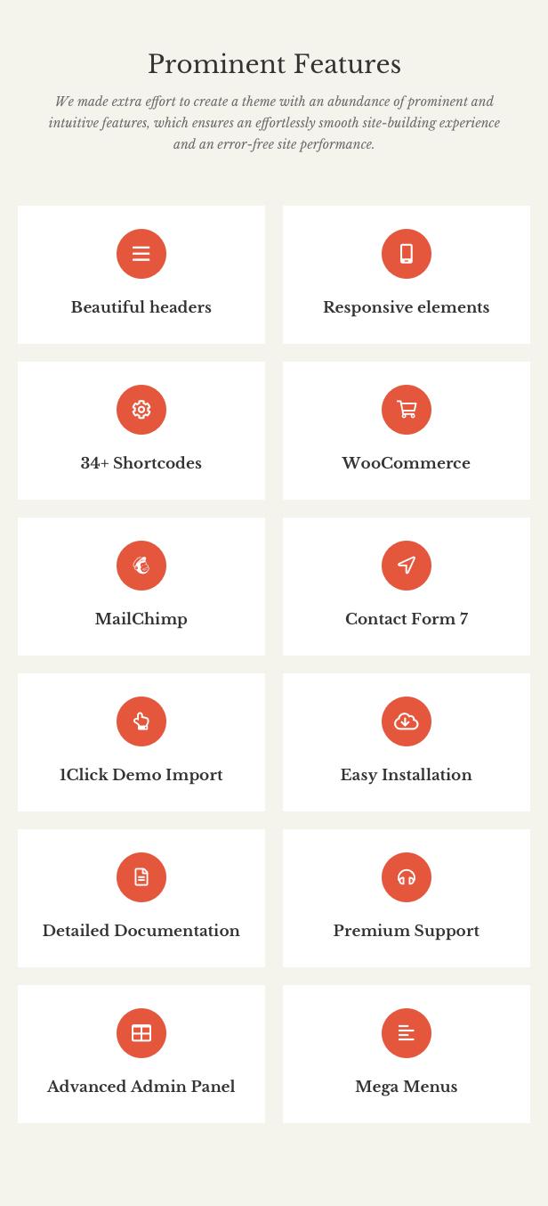 Auteur - Tema de WordPress para autores y editores - 17