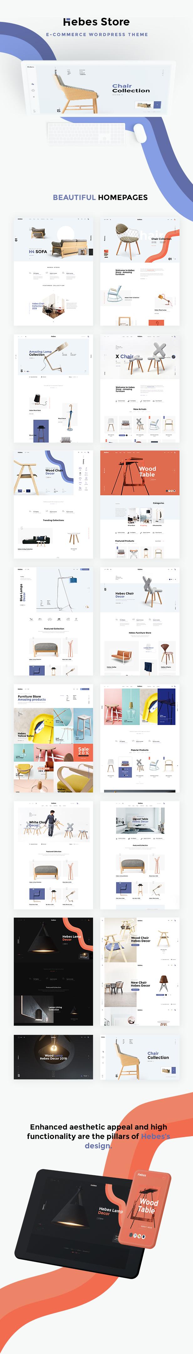 Hebes - Elegent MultiPurpose WooCommerce WordPress Theme - 9
