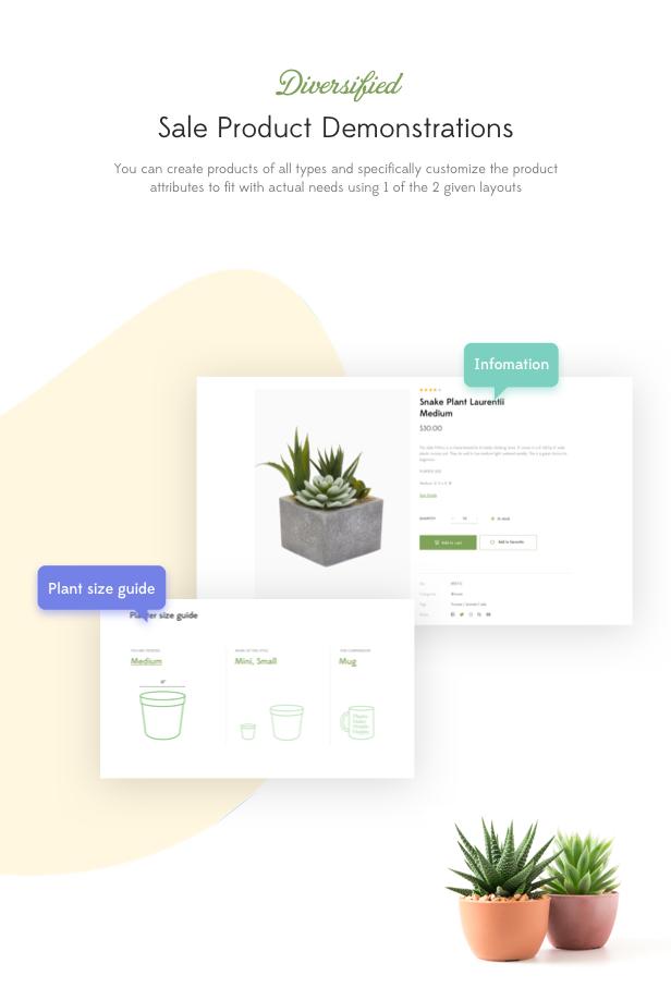 Lustria - MultiPurpose Plant Store WordPress Theme - 11