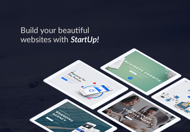 StartUp - Responsive Multi-Purpose WordPress Theme - 16